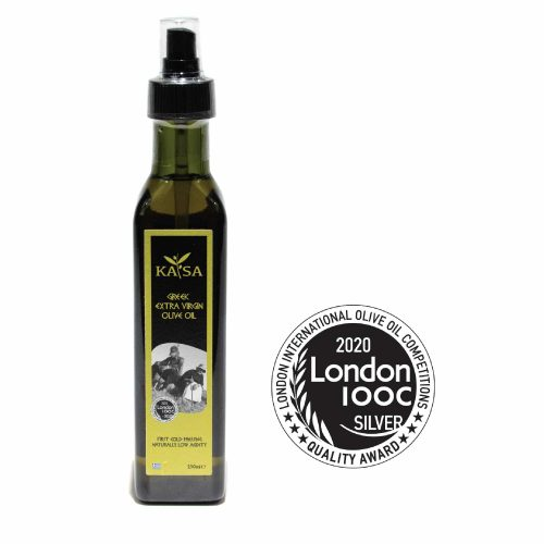 KATSA Greek Extra Virgin Olive Oil 250ml spray