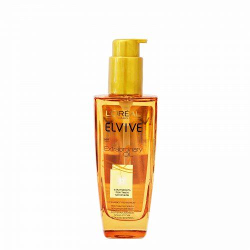 L'Οreal Hair oil Extraordinary Oil Universal Elvive / Λάδι Μαλλιών 100ml