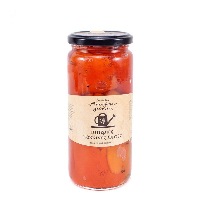 Barba Giannis Peppers from Florina / Μπάρμπα Γιάννη Πιπεριά Φλωρίνης 480g