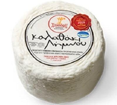 Chrisafi Kalathaki Limnou / Χρυσάφης Τυρί Καλαθάκι Λήμνου ΠΟΠ 400g