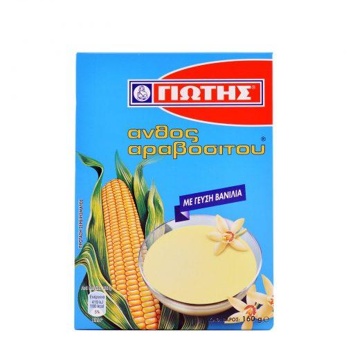 Jotis Pudding filling Vanilla / Κρέμα Άνθος Αραβοσίτου Βανίλια 160g