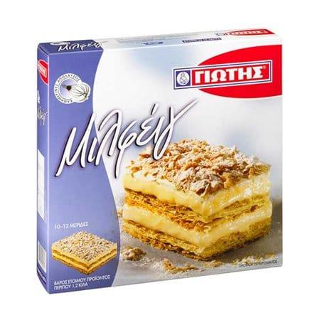 Jotis Millefeuille / Μιλφέιγ 583g