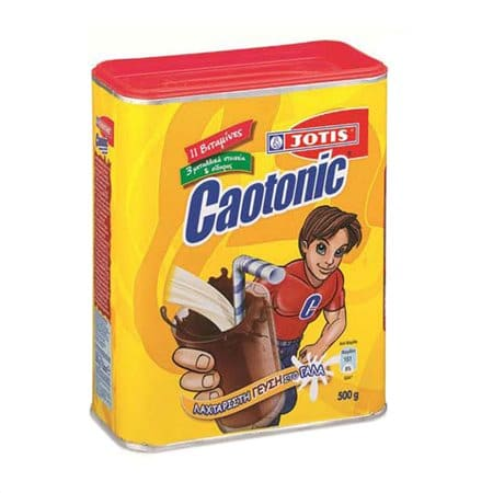 Jotis Caotonic / Γιώτης Ρόφημα Σοκολάτα 500g