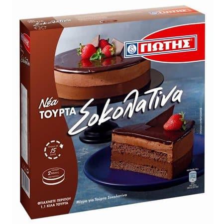 Jotis Chocolatina / Γιώτης Τούρτα Σοκολατίνα 845g