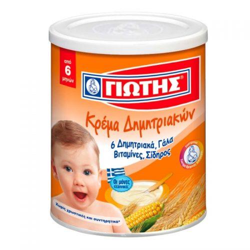 Jotis Mixed Cereals Cream / Γιώτης Κρέμα Δημητριακών 300g
