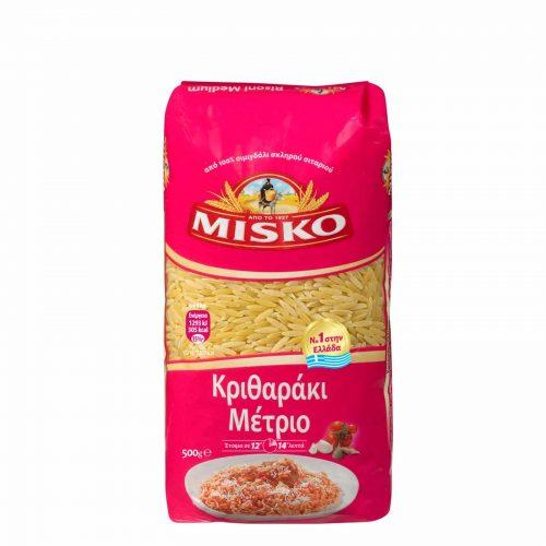 Misko Kritharaki Medium / Κριθαράκι Μέτριο 500g