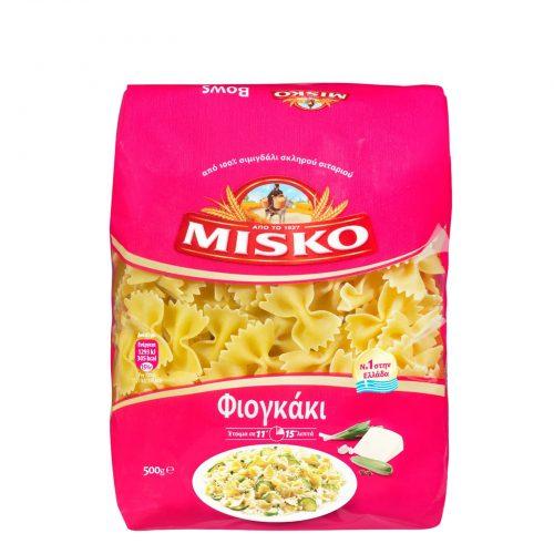 Misko Bows Pasta / Πάστα Ζυμαρικών Φιογκάκι 500g
