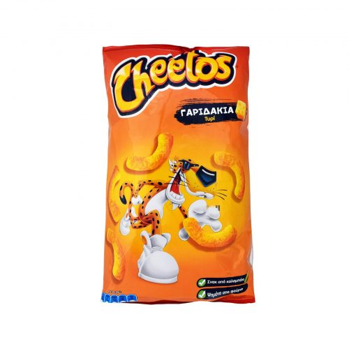 Cheetos Cheese Corn / Γαριδάκια Lotto 130g