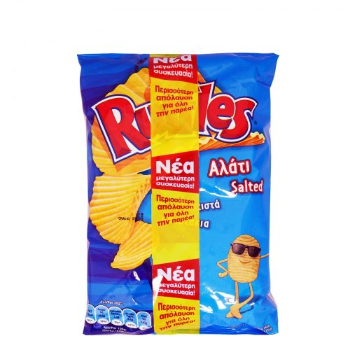 Ruffles Chips Classic Flavour / Πατατάκια Κυματιστά Κλασική Γεύση 150g