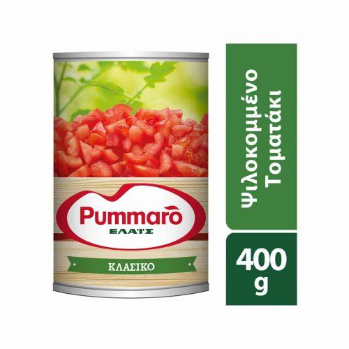 Pummaro Finely sliced Tomato / Τοματάκι Ψιλοκομμένο Κλασικό 400g