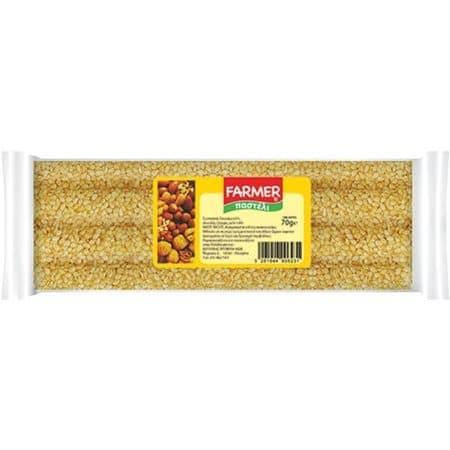 Farmer Sesame Seed Bar / Παστέλι με Σουσάμι 70g
