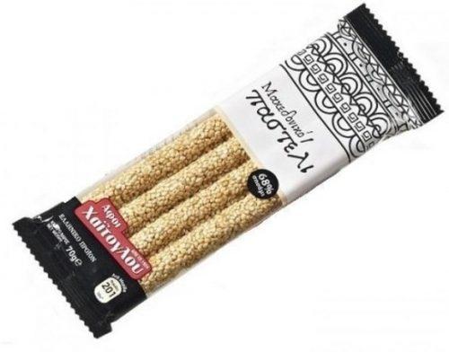 Seed Bar with Honey & Sesame / Αφοι Χαϊτογλου Παστέλι με Μέλι & Σουσάμι 70g