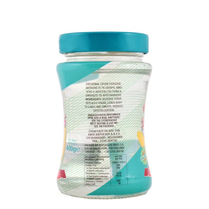 Hai Glucose Syrup / Σιρόπι Γλυκόζης 400g