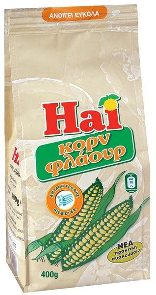 Hai Corn Flour (Niseste) / Κορν Φλάουρ Νισεστές 400g