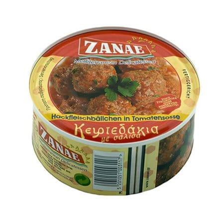 Zanae Meatballs / Κεφτεδάκια 280g
