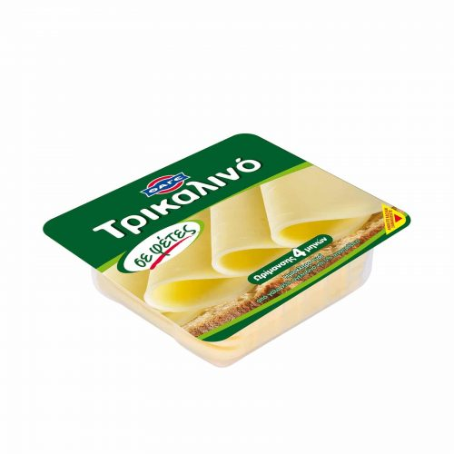 Fage Sliced Trikalino cheese / ΦΑΓΕ Τυρί Τρικαλινό σε Φέτες 200g