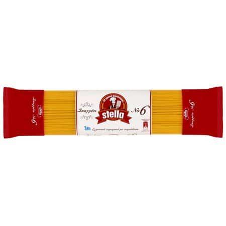 Stella Spaghetti No 6 / Σπαγγέτι Νο 6 500g
