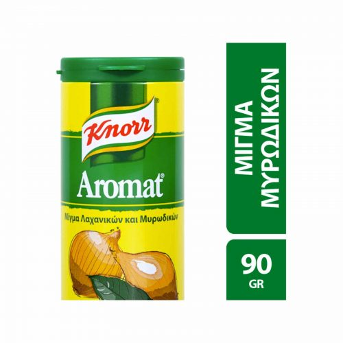 Knorr Aromat Seasoning with Vegetables and Spices / Μείγμα Λαχανικών & Μυρωδικών 90g