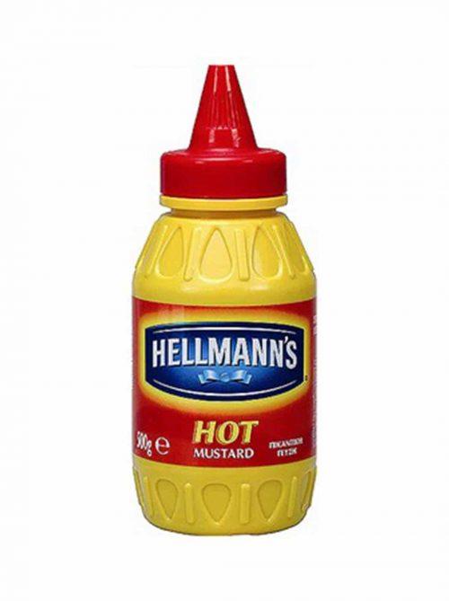 Hellmann's Spicy Mustard / Μουστάρδα Πικάντικη 500g