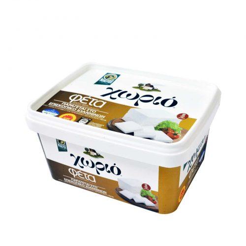 Chorio Feta Cheese, P.D.O. / Χωριό Τυρί Φέτα Π.Ο.Π. 400g