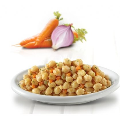 Sifnos Chickpeas in lemon sauce