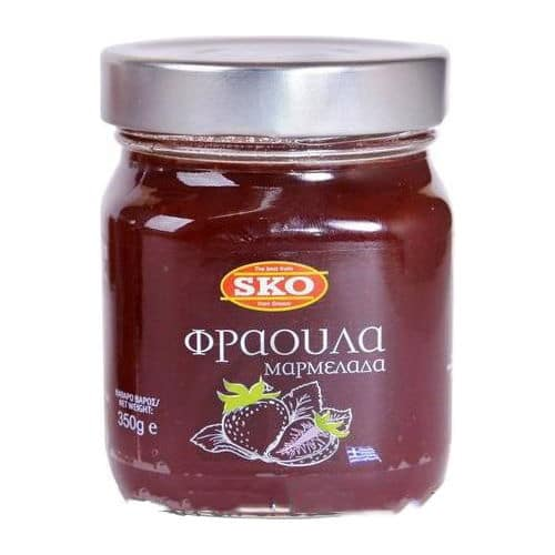 SKO Strawberry Jam / Μαρμελάδα Φράουλα 350g