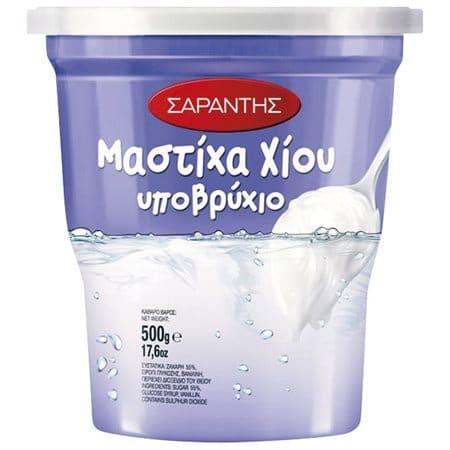 Sarantis Mastic Taffy Sweet (ypovrychio) / Σαραντής Υποβρύχιο Μαστίχα 500g