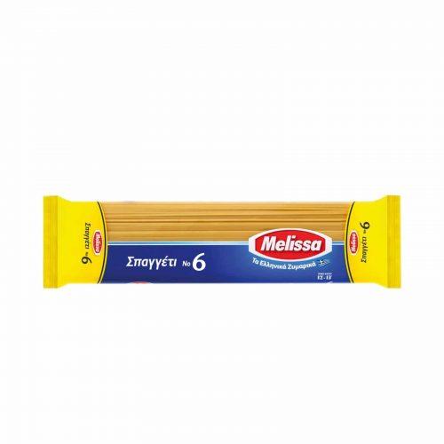 Melissa Greek Spaghetti / Σπαγγέτι Νο 6 500g