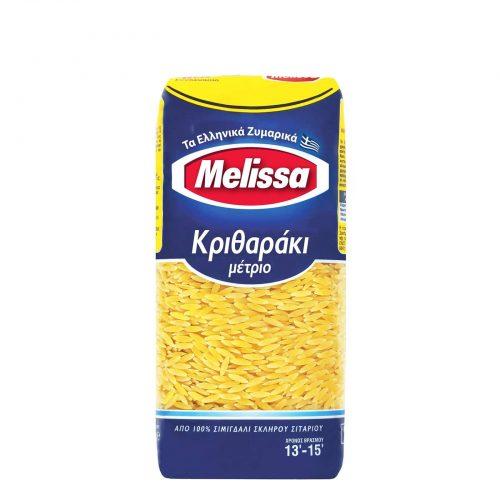 Melissa Kritharaki Medium / Κριθαράκι Μέτριο 500g ΜΕΛΙΣΣΑ