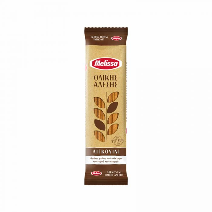 Melissa Linguine Whole Wheat / Λιγκουίνι Ολικής Άλεσης 500g