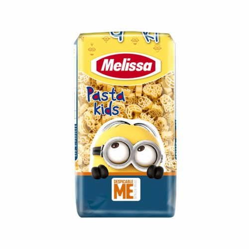 Melissa Pasta Kids Minions / Μέλισσα Πάστα Ζυμαρικών για Παιδιά 500g