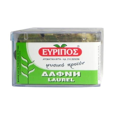 Evripos Bay leaves / Εύριπος Δάφνη 10g