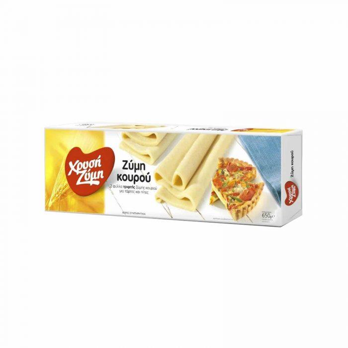 Chrysi Zymi Shortcrust pastry / Χρυσή Ζύμη Κουρού 650g