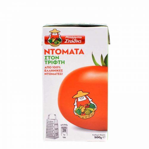 Barba Stathis Tomata ston Trifti / Ντομάτα στον Τρίφτη 500g