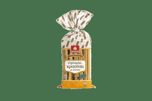 Faidon Breadsticks with Sesame / Φαίδων Κριτσίνια με σουσάμι 400g