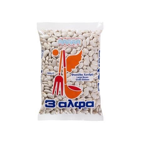 3A Large Beans / Φασόλια Χονδρά 500g