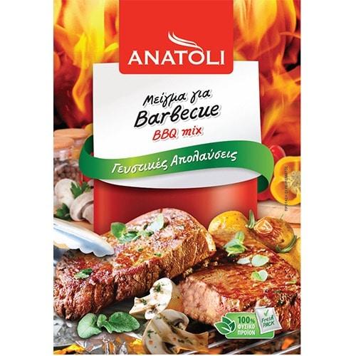 Anatoli Mix for Barbecue / Ανατολή Μείγμα για Μπάρμπεκιου 25g