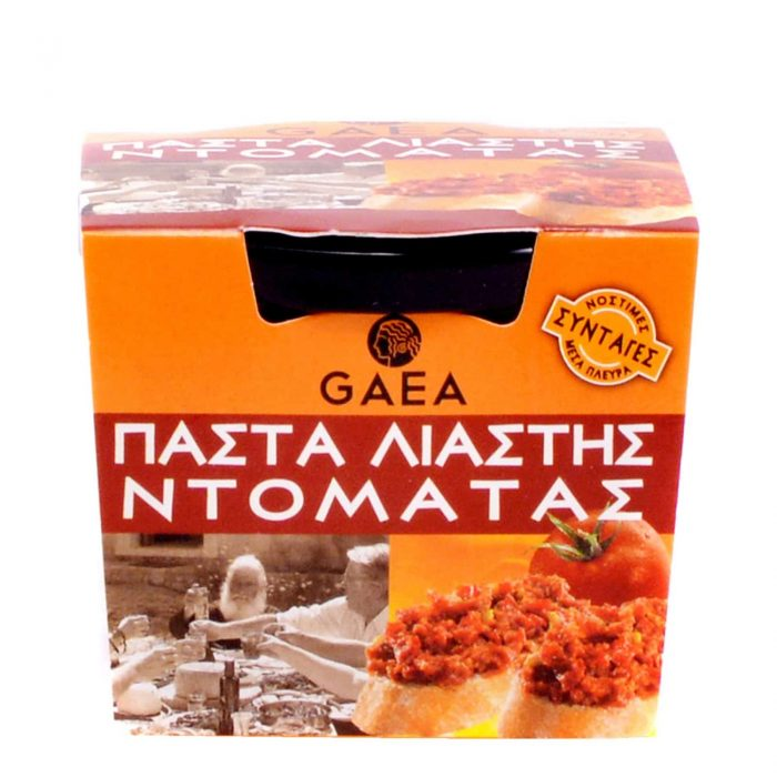 Gaea Sundried Tomatoes Paste