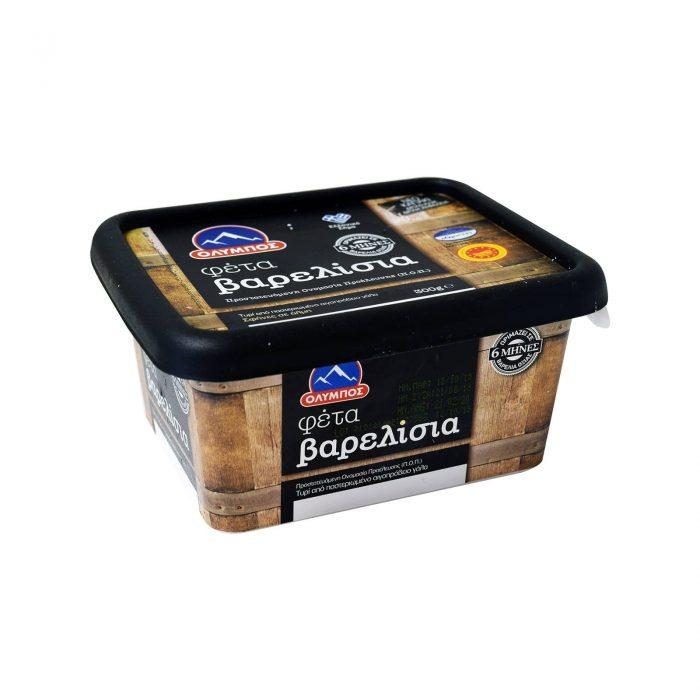 Olympos Feta Cheese (Varelisia) / Όλυμπος Τυρί Φέτα Βαρελίσια 300g