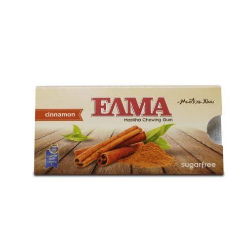 Elma Gum cinnamon / Έλμα Τσίχλα Κανέλα Χωρίς Ζάχαρη 14g
