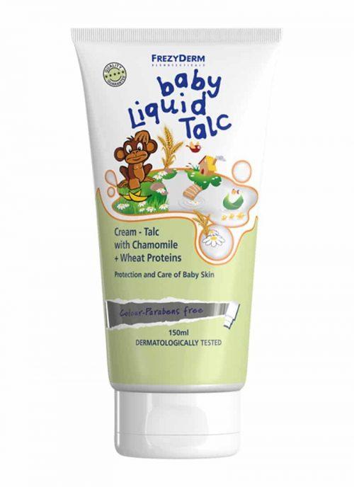 Frezyderm Baby Liquid Talc / Κρέμα Talc 150ml
