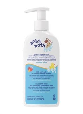 Frezyderm Baby Bath - Βρεφικό Αφρόλουτρο 300ml