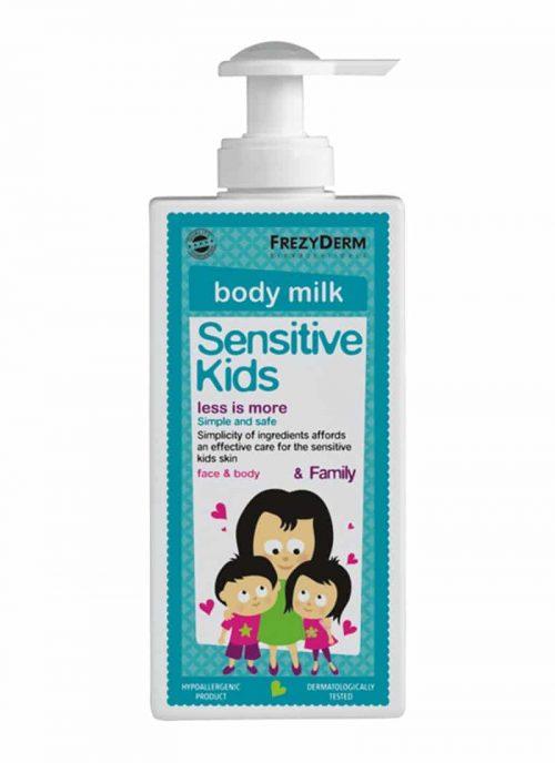 Frezyderm Sensitive Kids Body Milk / Παιδικό Γαλάκτωμα Σώματος 200ml