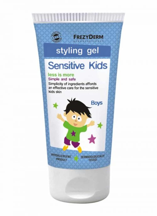 Frezyderm Sensitive Kids Styling Gel / Παιδικό Ζελέ Μαλλιών 100ml