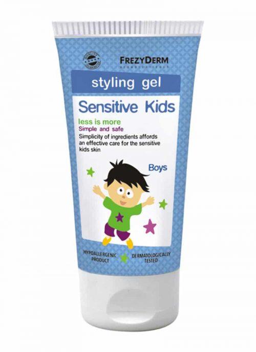 Frezyderm Sensitive Kids Styling Gel / Παιδικό Ζελέ Μαλλιών 100ml