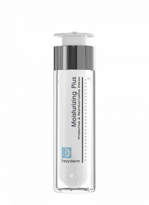 Frezyderm Moisturising Plus Oil Free Face Cream / Ενυδατική Κρέμα Προσώπου και Λαιμού 30+ 50ml