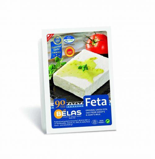 Belas Feta Cheese P.D.O. / Μπέλας Τυρί Φέτα Π.Ο.Π. 400g
