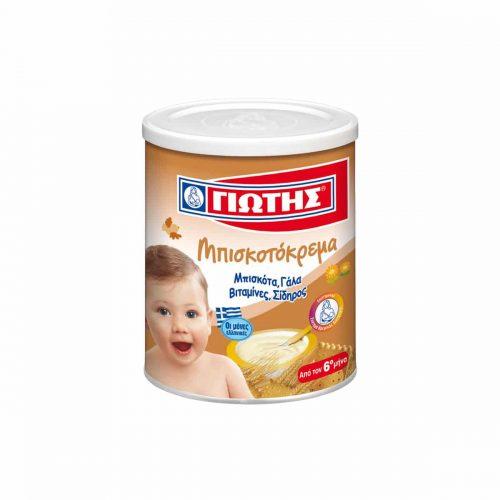Jotis Biscuit Cream / Γιώτης Μπισκοτόκρεμα