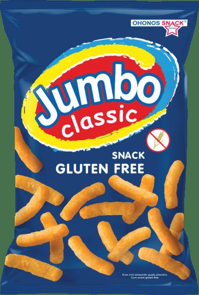 Jumbo Classic Cheese-flavoured Snacks / Γαριδάκια 85g