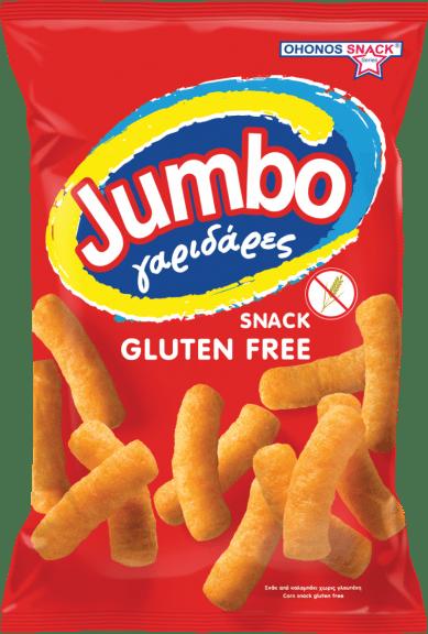 Jumbo Large Snack (Garidares) / Γαριδάρες 85g